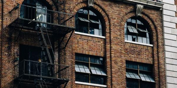 bricks-fire-escape-fire-ladder-house